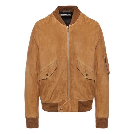 A Bomber Jacket (  YSL  )