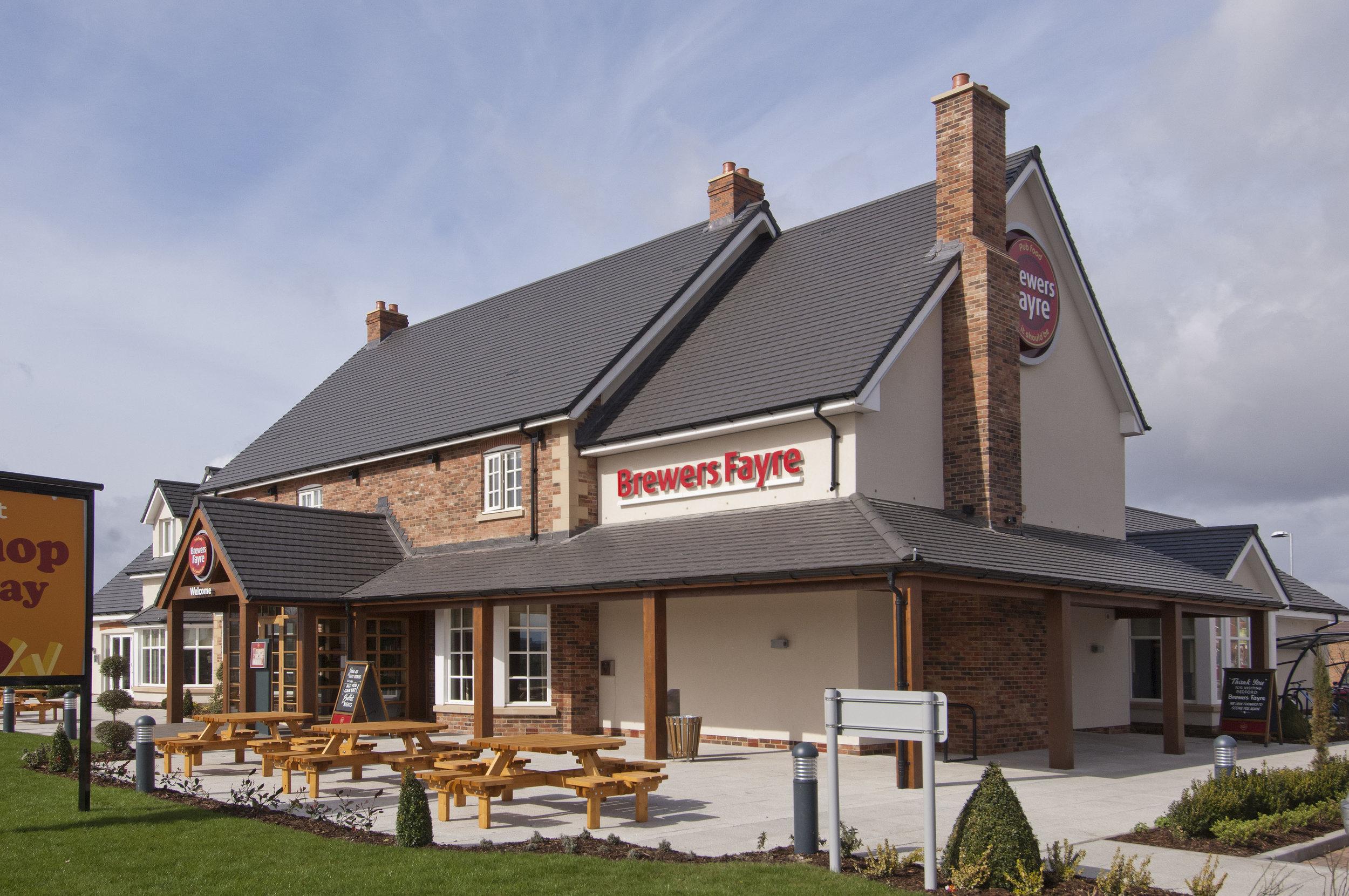 Brewers Fayre: Bedford