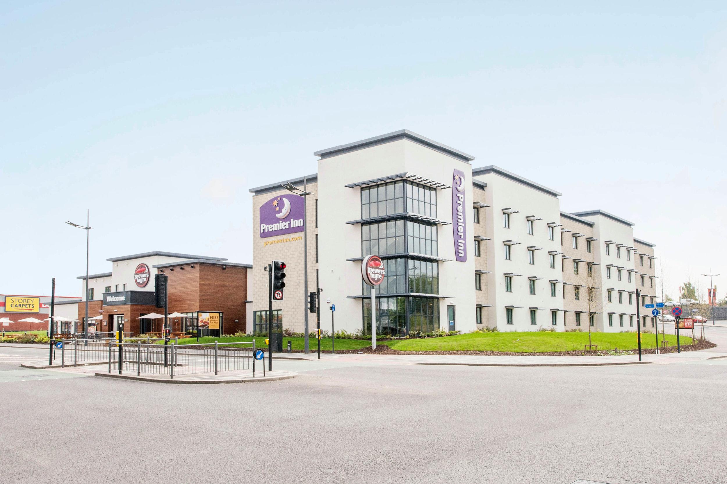 Premier Inn: Hanley