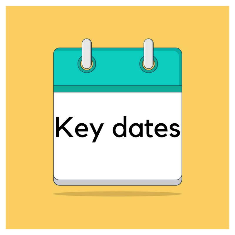 Click to find out days of forthcoming GCSE exams.
