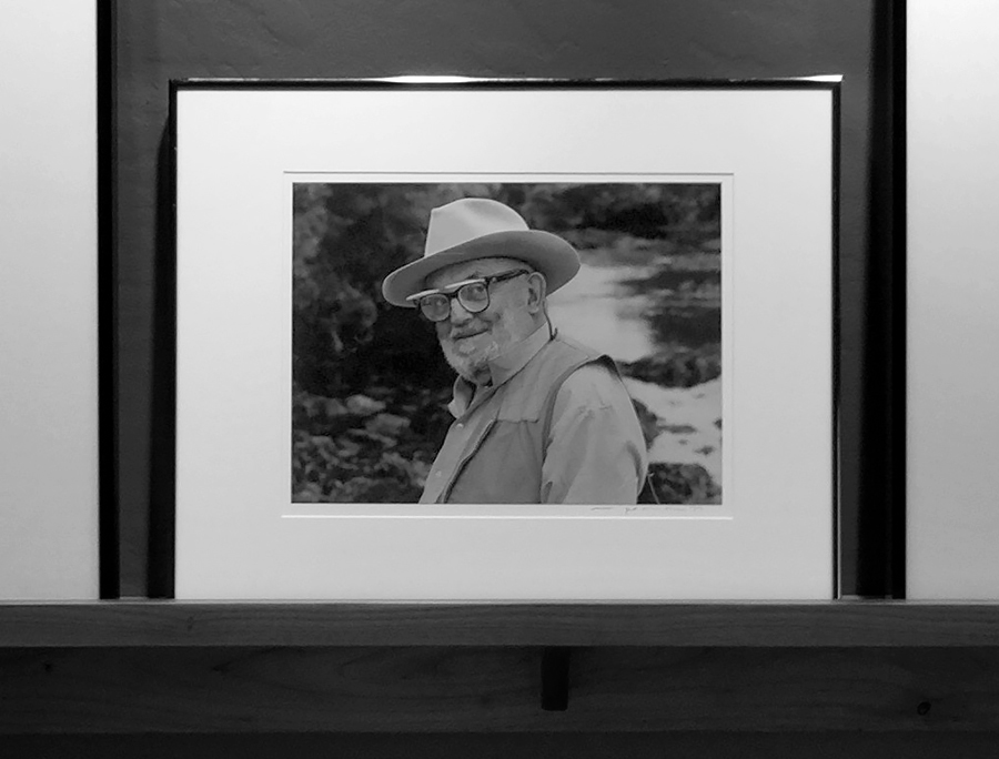 Ansel Adams by Martha Casanave