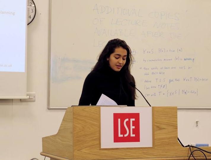 Outreach Director, Sumati Semavoine