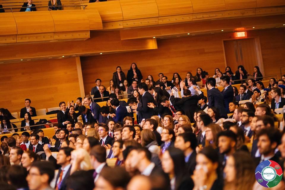Team LSE wins 5 diplomacy awards at Harvard WorldMUN 2017