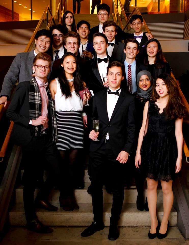 Team LSE Wins Best Delegation at EireMUN 2017!