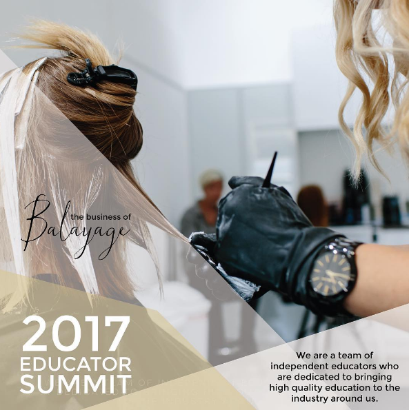 #cali bound! can't wait to experience the business of balayage educator summit! <<<•••