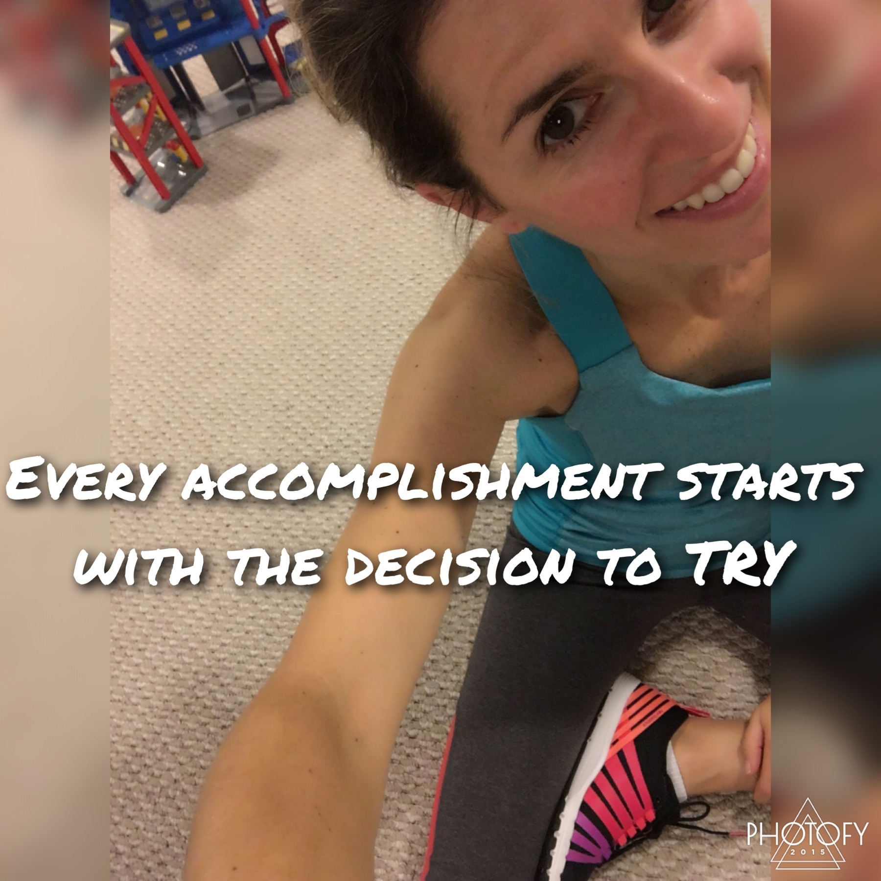 My coaching journey started with the decision to take a leap and give it a shot! I haven't regretted it for one minute.