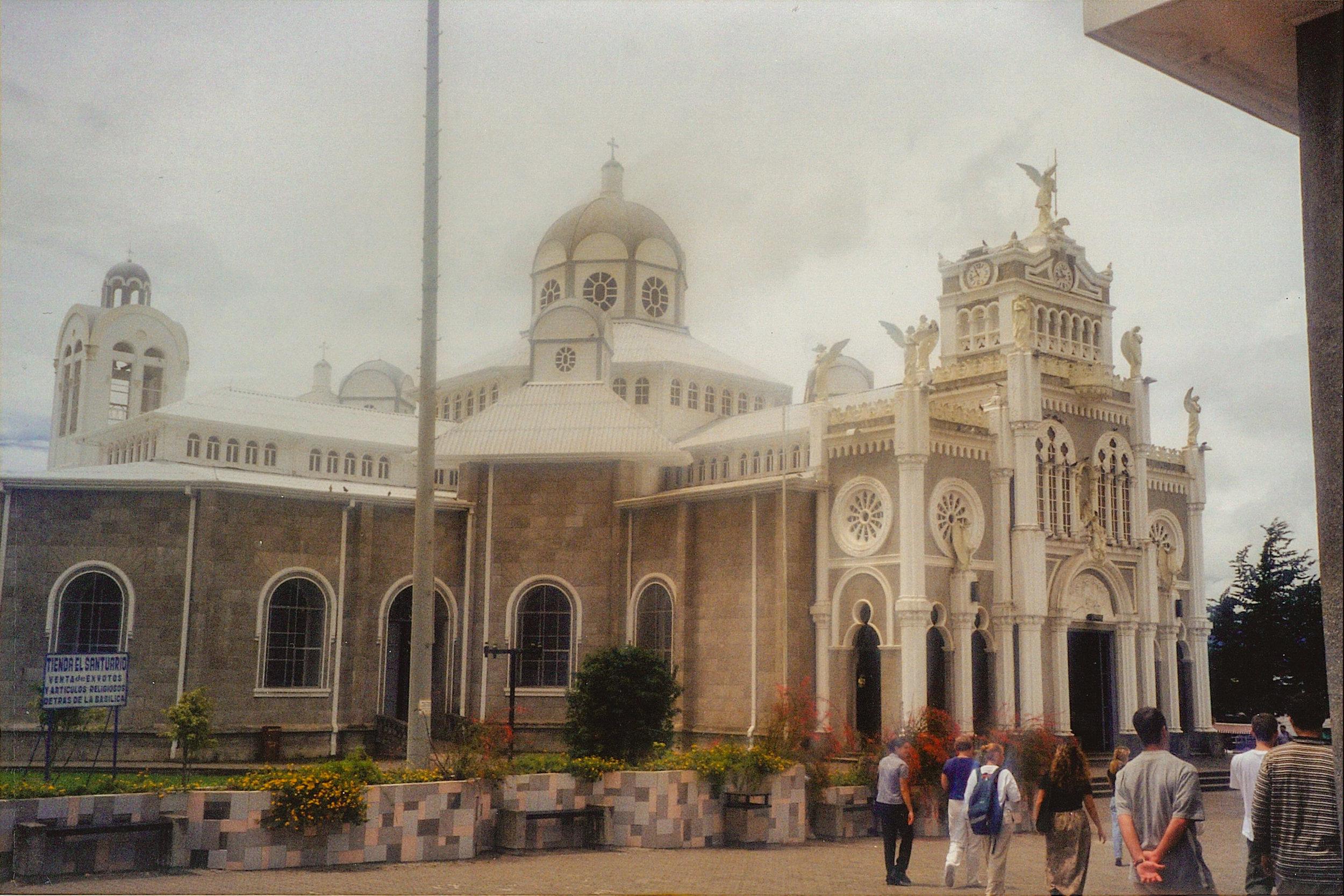 Basilica de los Angeles, Cartago