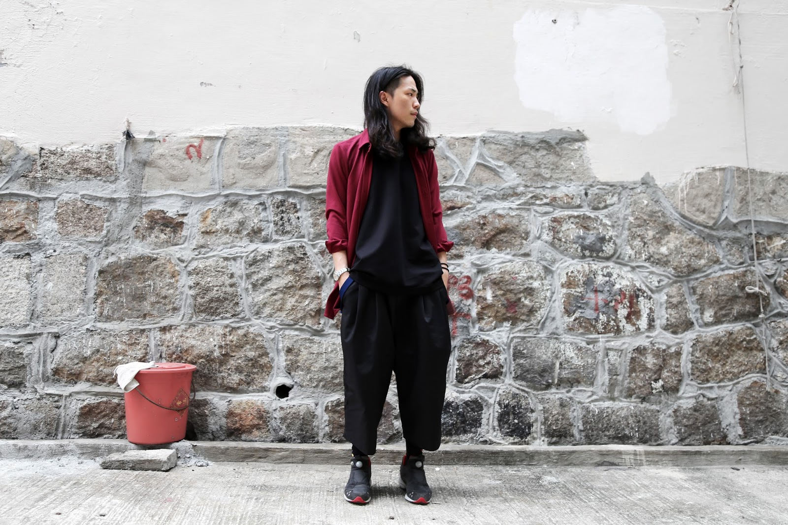 Hong Kong streetwear