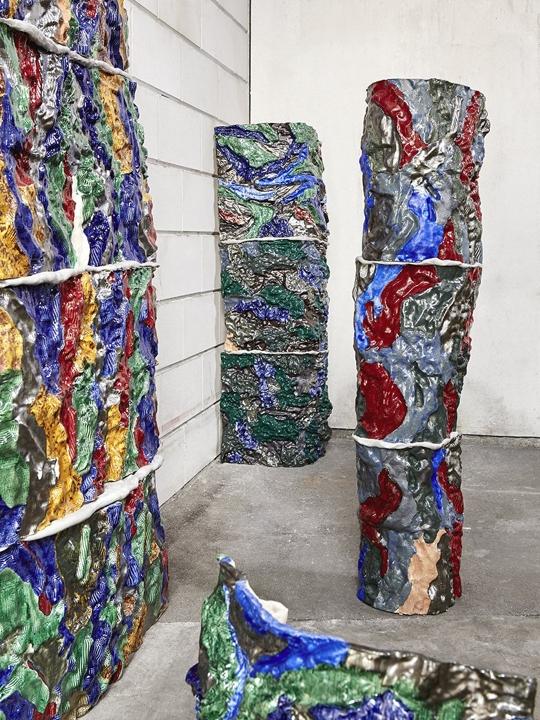 Elissa Assaf/ Hues of saturation