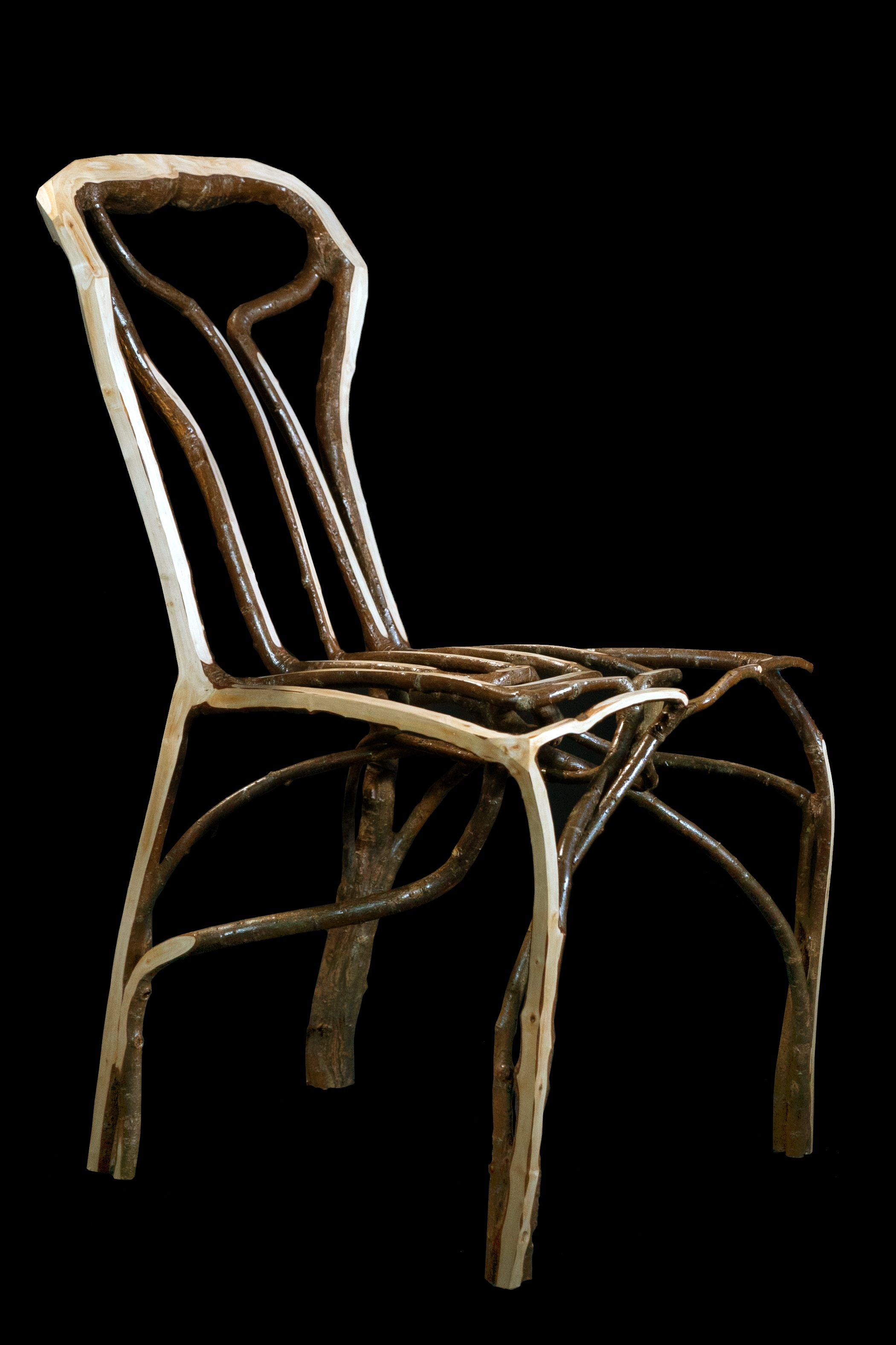"""Edwardes Chair"" by Gavin Munroe from Full Grown Ltd."