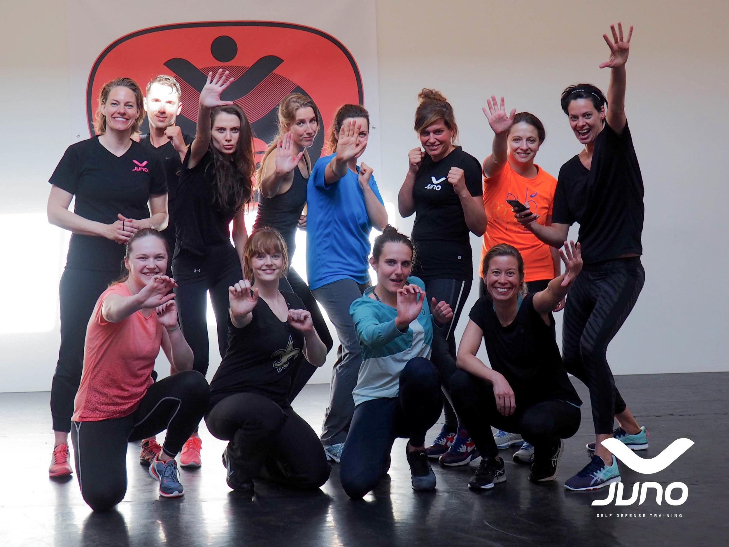 JUNO Kick-Ass Bootcamp