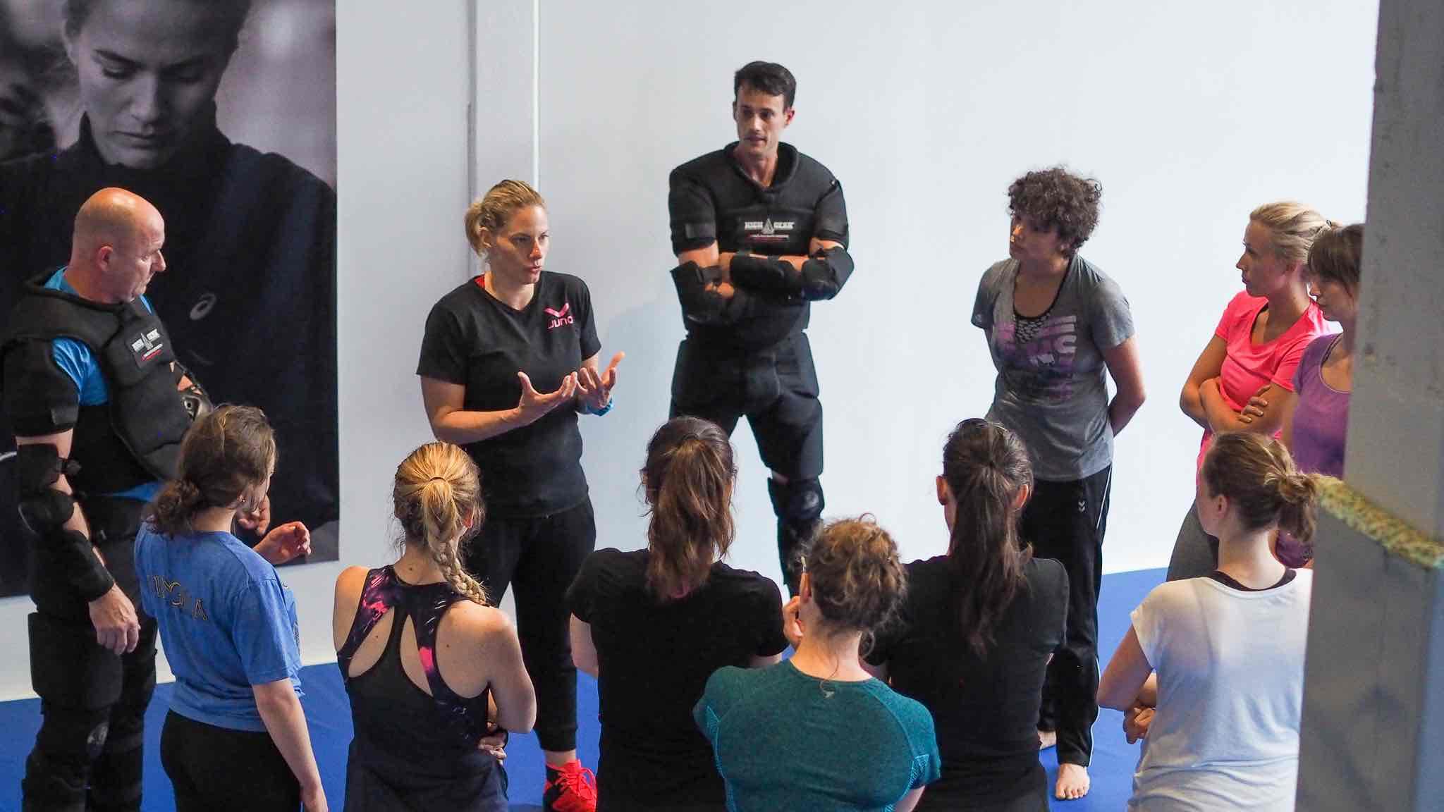 JUNO Self Defense Training