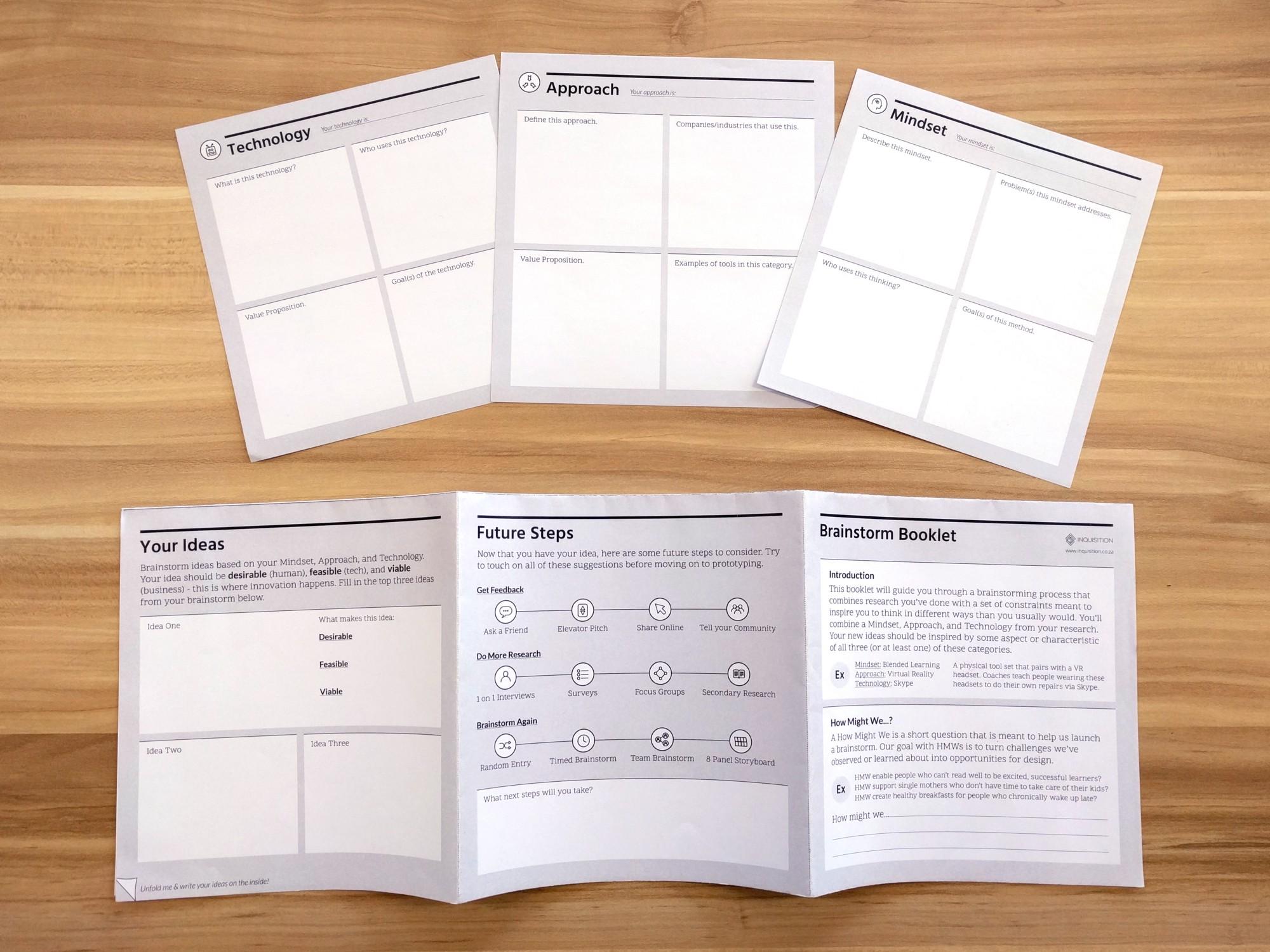 Brainstorm Book - GIBS Business School