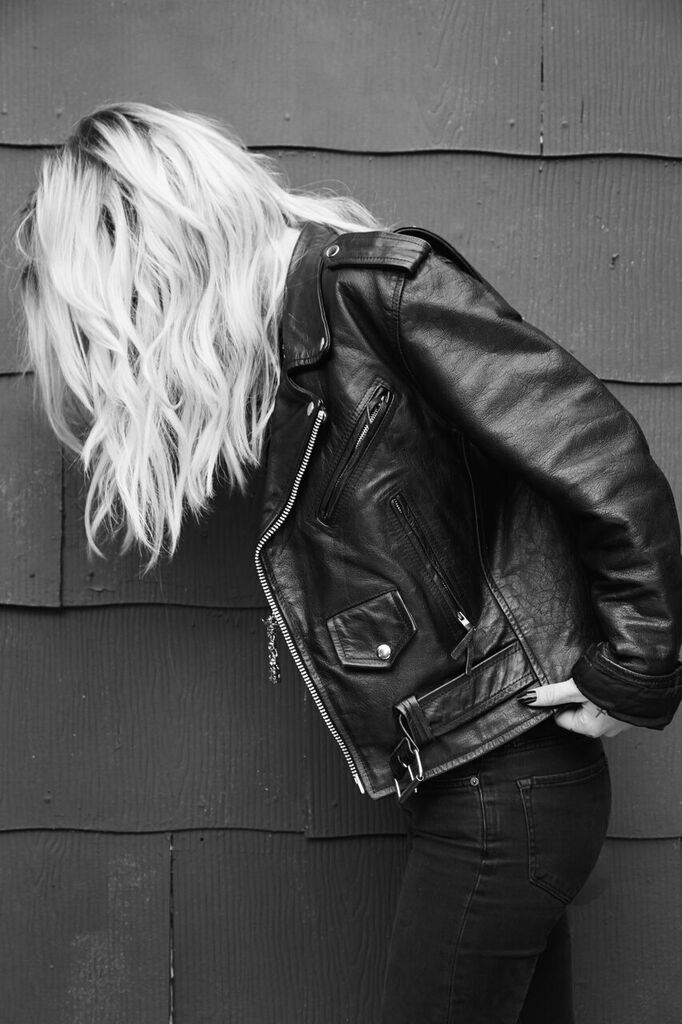 leather up.