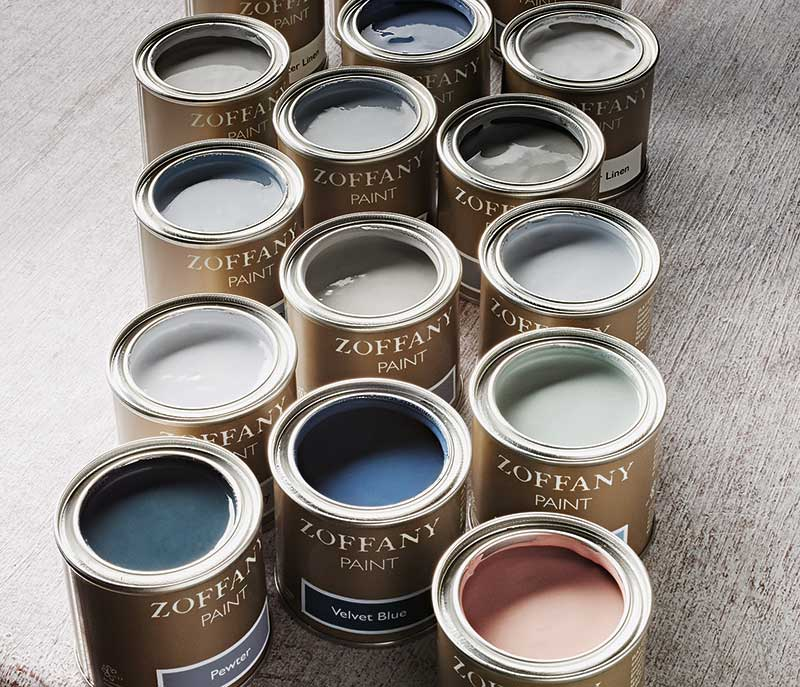 wallpapers and paints -