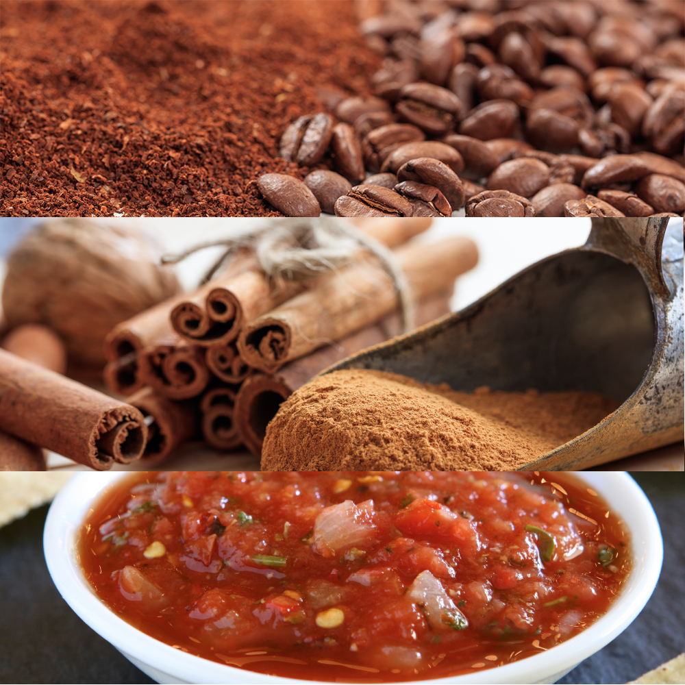 Make More   Go beyond the classic smoothie. Blend up salsas, spices, even coffee grounds.