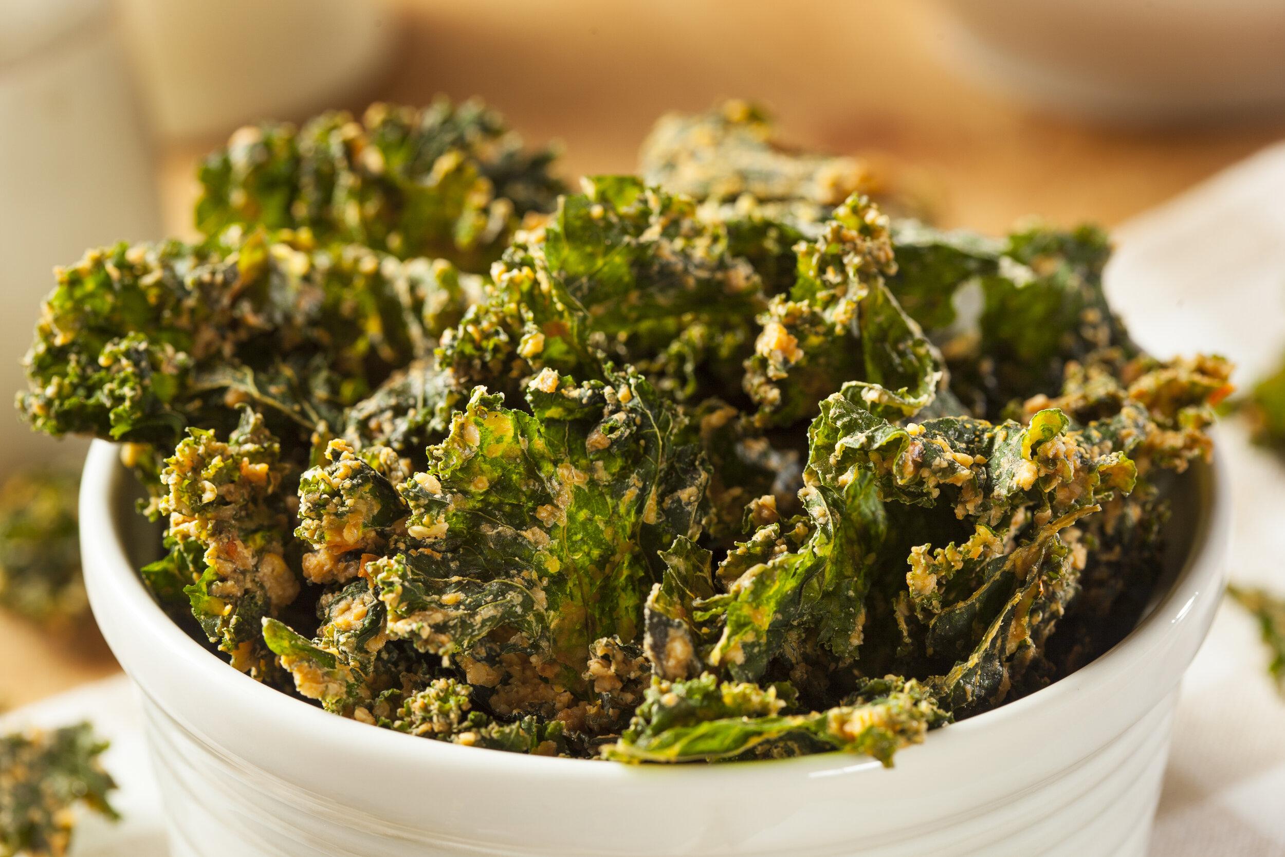 Ranch Kale Chip