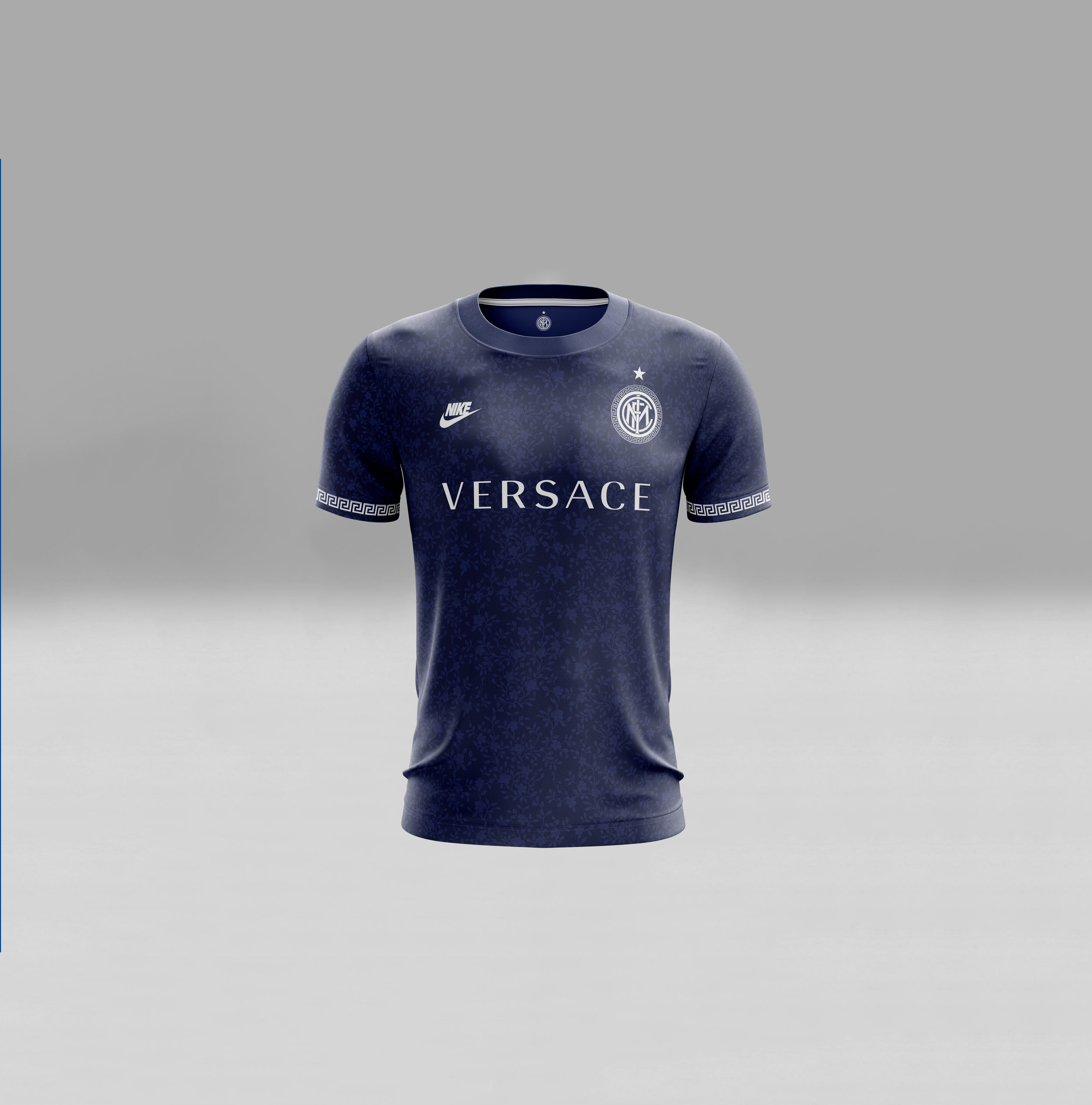 Inter x Versace