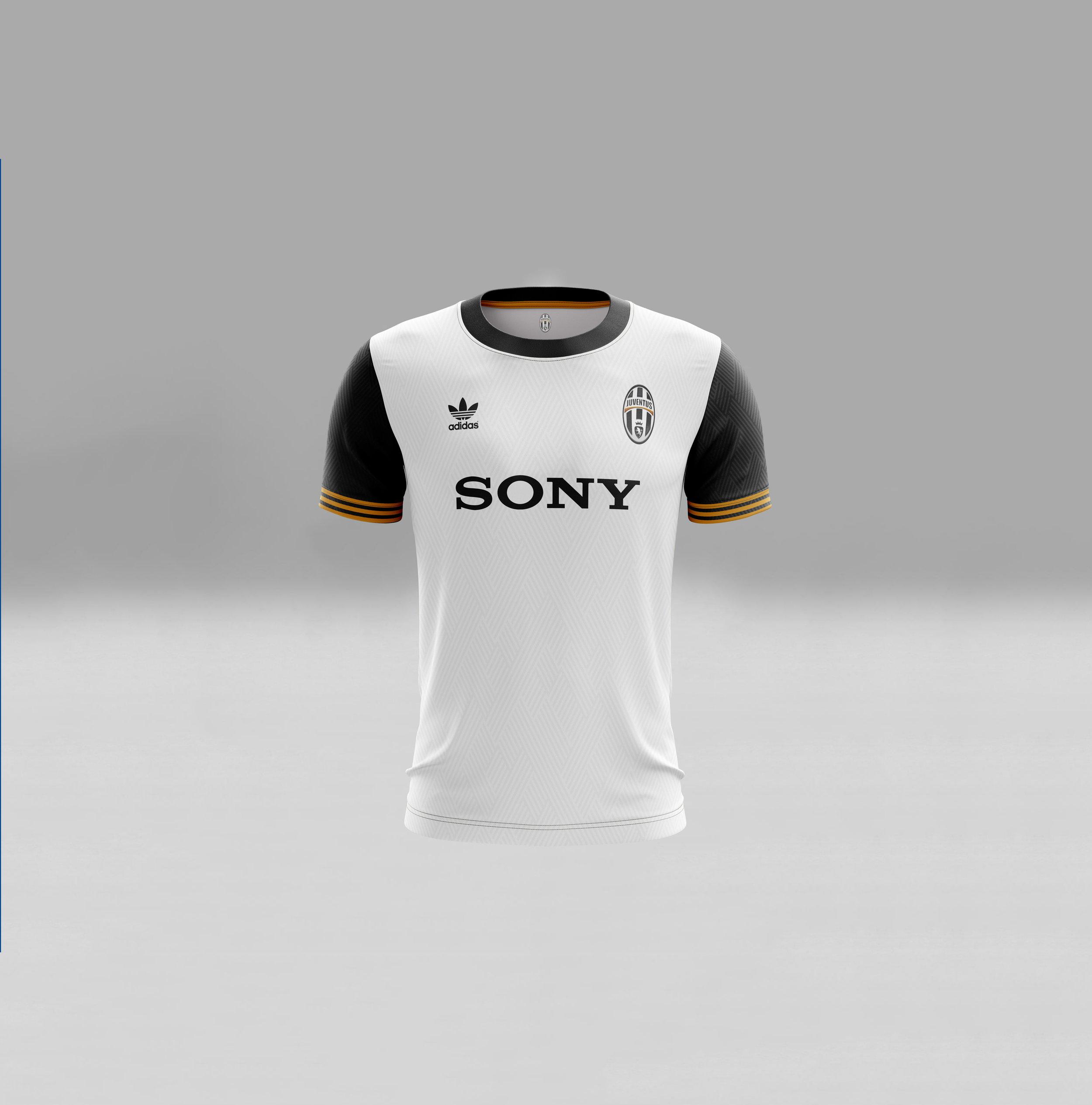 Juventus x Sony