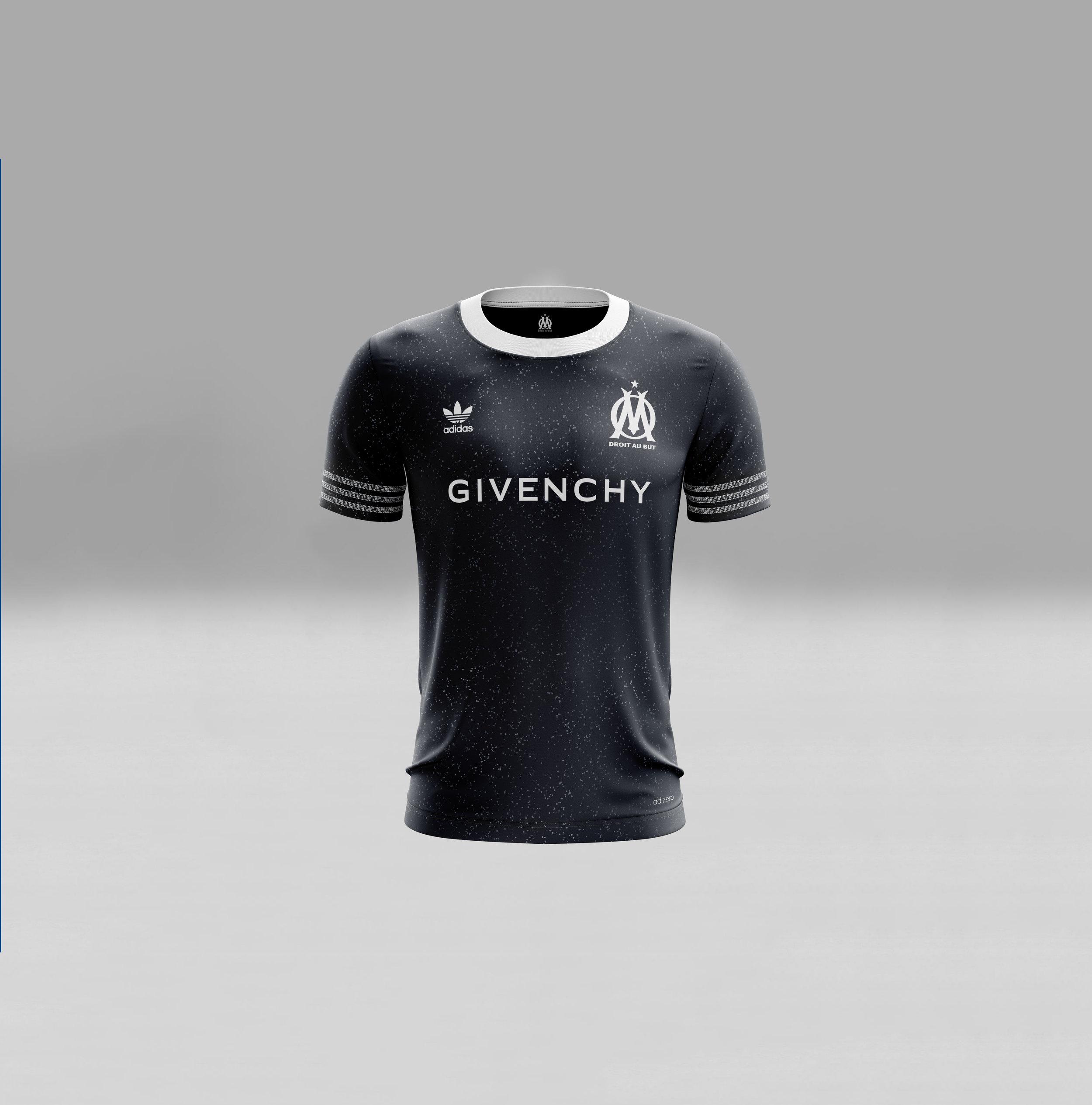Marseille x Givenchy