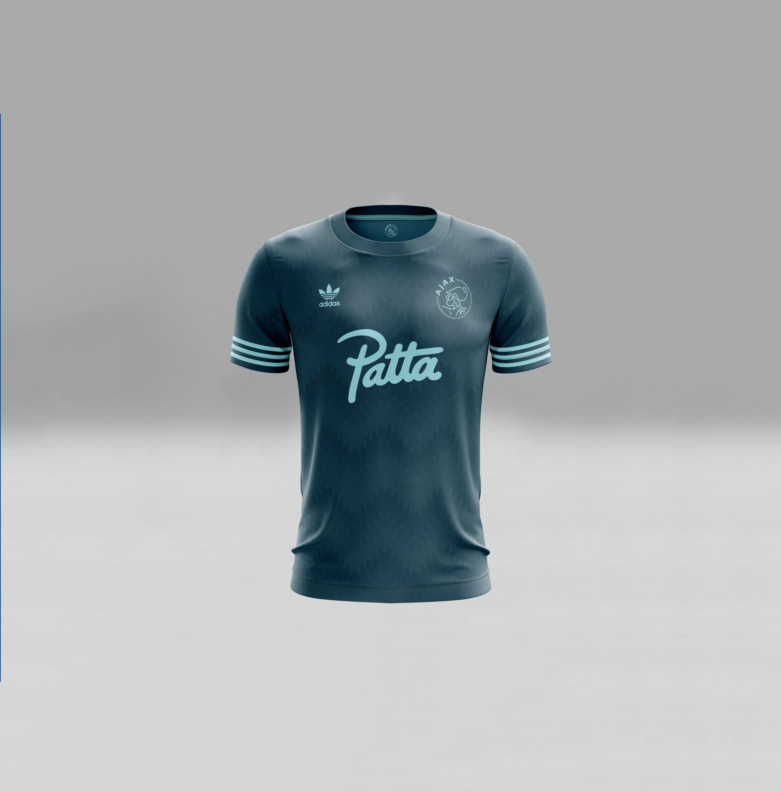 Ajax x Patta