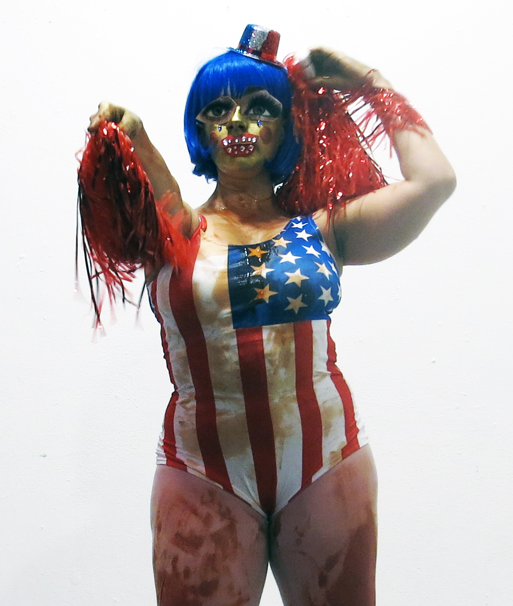 #3From the Series _The Emancipation of Cuquita the Cuban Doll (The Interview)%22.jpg
