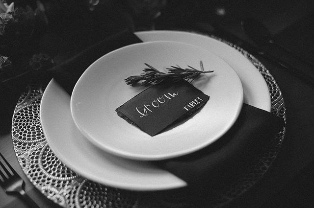 Well if this isn't quite the table setting.▪️◾️ ⠀⠀⠀⠀⠀⠀⠀⠀⠀ ———⠀⠀⠀⠀⠀⠀⠀⠀⠀ ⠀⠀⠀⠀⠀⠀⠀⠀⠀ ⠀⠀⠀⠀⠀⠀⠀⠀⠀ Vendors ✨  Venue: @mine_hill_distillery Planner & Design Concept: @alyssajeanevents Photographer:@parenthesisphotography Florals: @the_gardenist Models: @nicoleincolour  @littlethingsolga  @the_yavuzusluca Cake:@storeybookcakes Rentals:@peakeventservices @ladyslipperevents Dress: @julieallenbridals Menswear: @jtghamo Hair & Makeup: @alluretravelingbeauty Stationary:@lettersbylash  Props & Styling: @3236tinave ⠀⠀⠀⠀⠀⠀⠀⠀⠀ ⠀⠀⠀⠀⠀⠀⠀⠀⠀ ⠀⠀⠀⠀⠀⠀⠀⠀⠀ ⠀⠀⠀⠀⠀⠀⠀⠀⠀ ⠀⠀⠀⠀⠀⠀⠀⠀⠀ ——— #handlettering #calligraphy #lettersbylash #lettering #letteringleague #calligstagram #handlettered #artist #moderncalligraphy #thedailytype #calligrapher  #calligraphylove #weddingstationery #weddingseason #ctweddingseason #weddingvendor #weddingcalligraphy #cardsandpockets #fallwedding #weddingseason2018 #envelopecalligraphy #placecards #styledshoot #weddinginspiration #distillery #weddingvenue #ctweddings #newenglandwedding #weddingday #autumnwedding ⠀⠀⠀⠀⠀⠀⠀⠀⠀