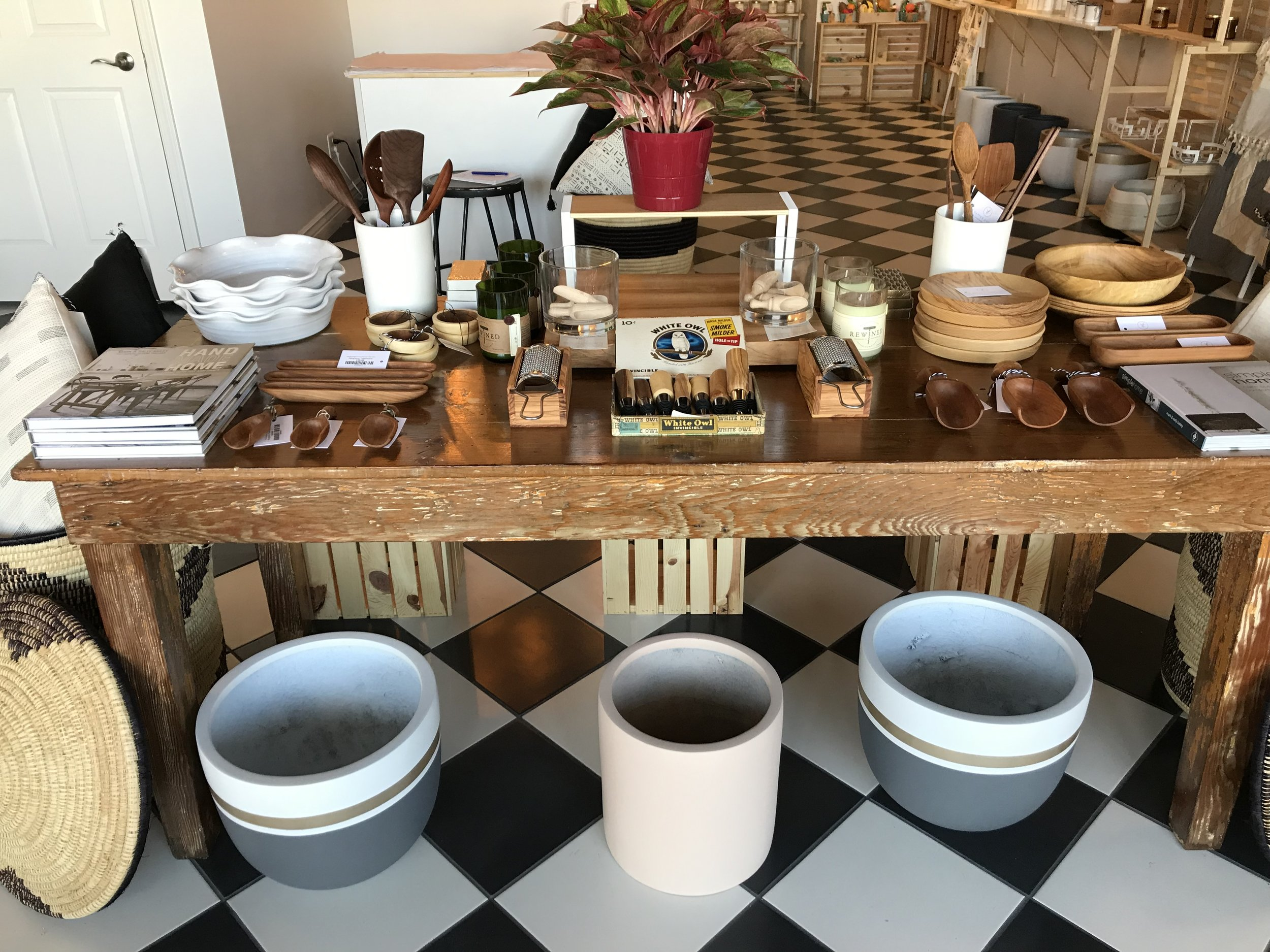 Heirloom quality pieces at The Dapper Dwelling