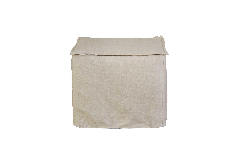 Kenzie Long Slipcover 21 x 21 x 18h