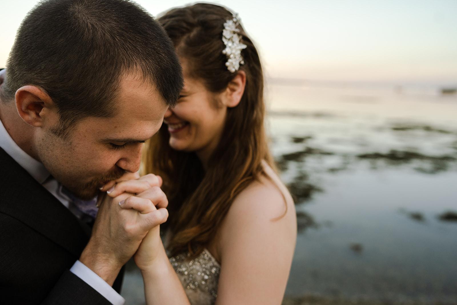 Bangor Maine Wedding and Coastal Maine Portrait Session 5