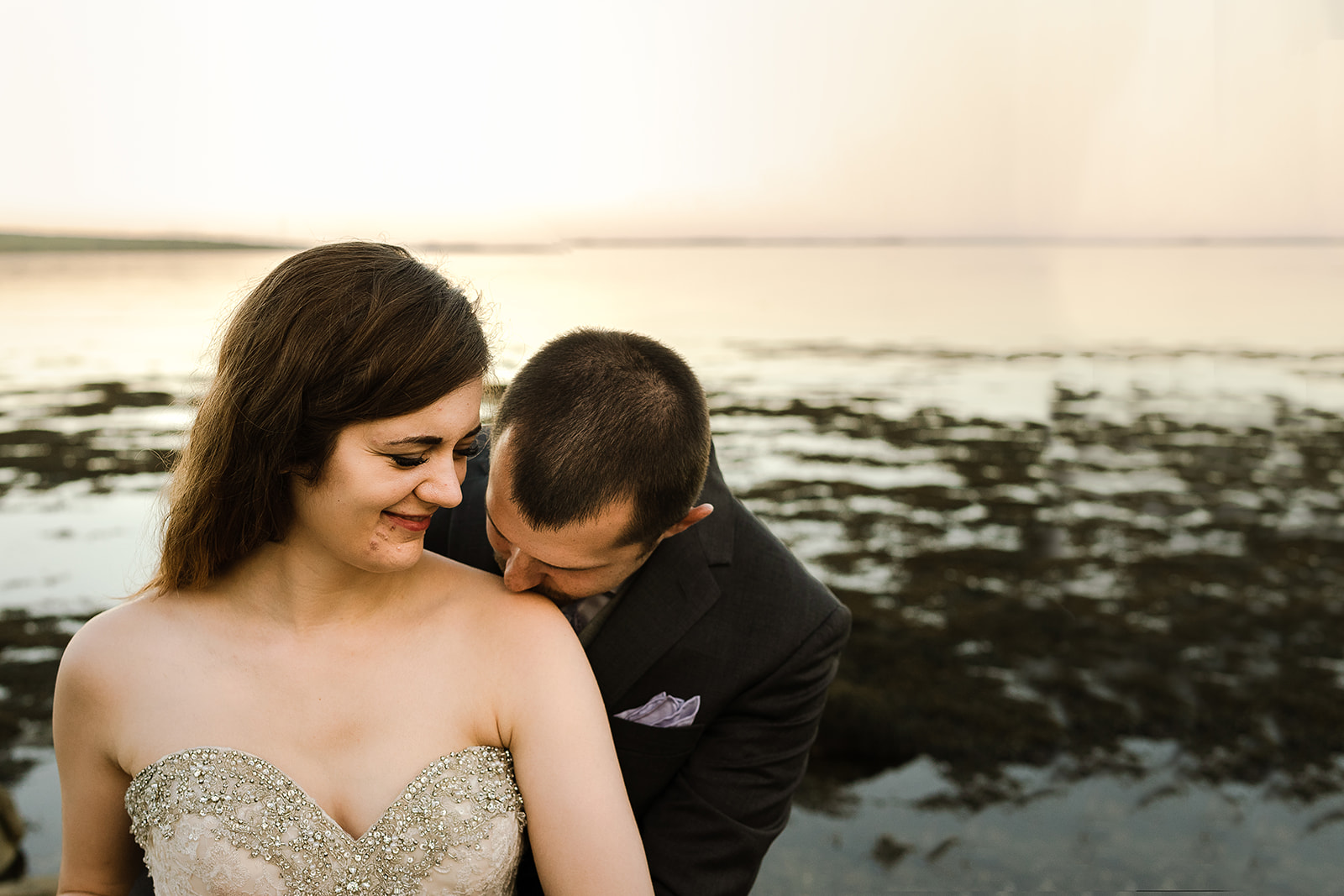 Bangor Maine Wedding and Coastal Maine Portrait Session 11