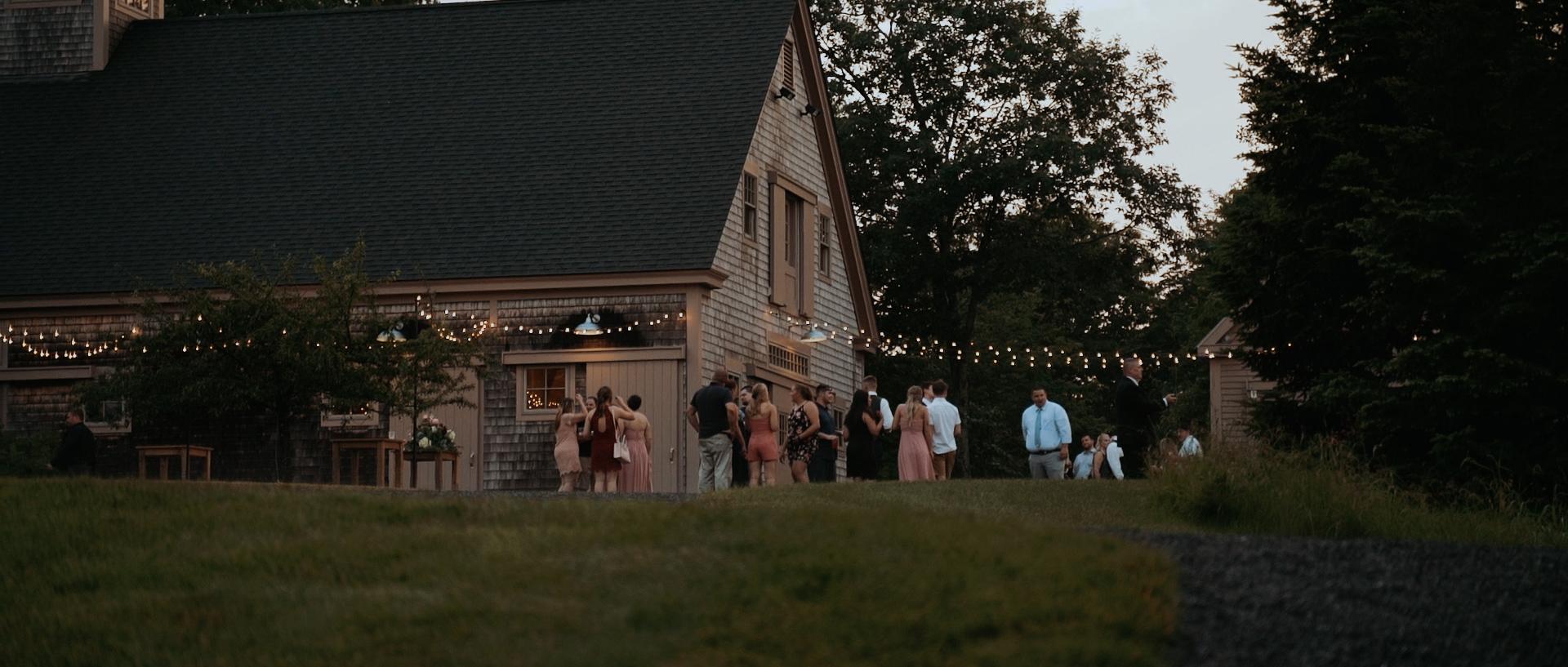 Beech Hill Barn Pittston Maine Wedding 5