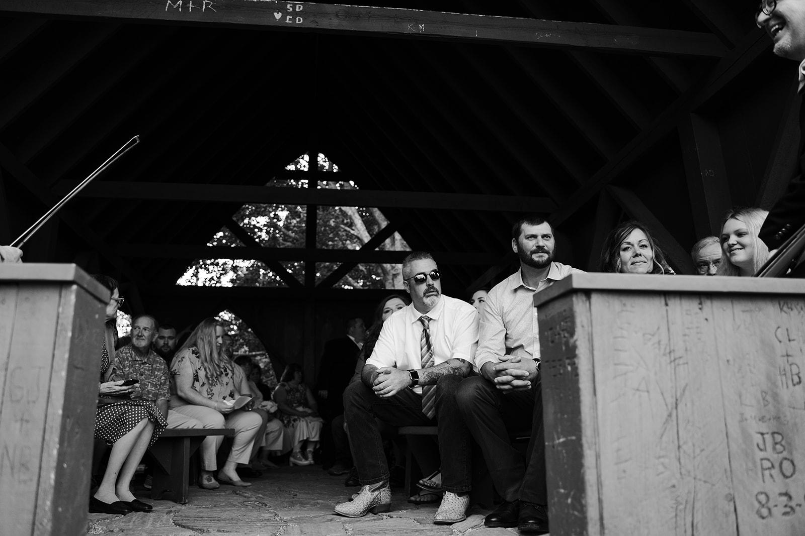 coastal wedding plus size couple rockland maine vesper hill childrens chapel 22