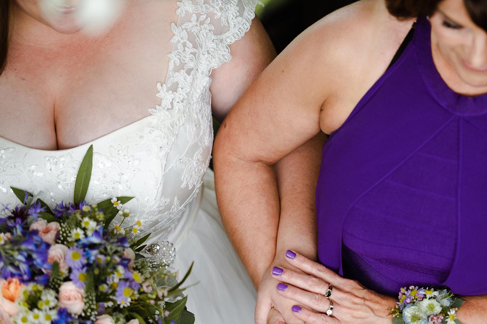 coastal wedding plus size couple rockland maine vesper hill childrens chapel 23