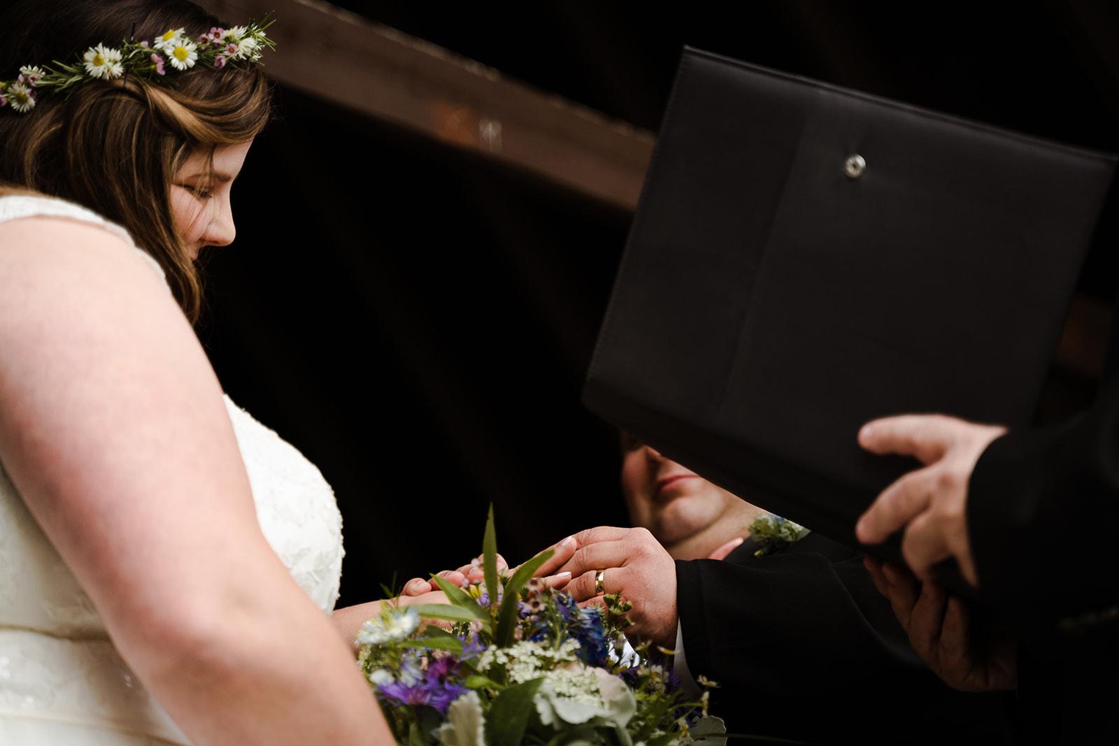 coastal wedding plus size couple rockland maine vesper hill childrens chapel 28