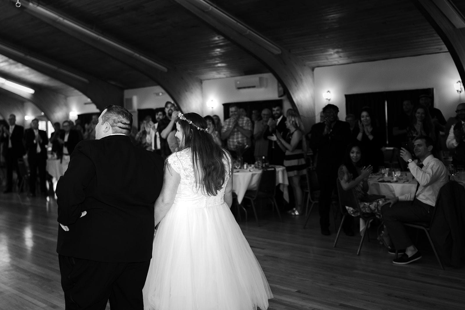 coastal wedding plus size couple rockland maine vesper hill childrens chapel 50