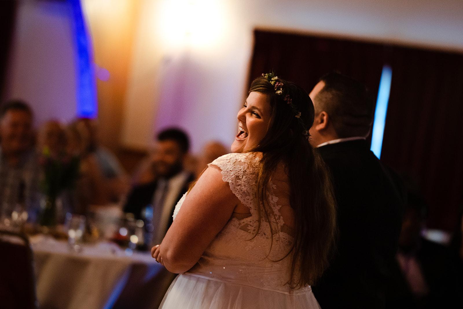coastal wedding plus size couple rockland maine vesper hill childrens chapel 51
