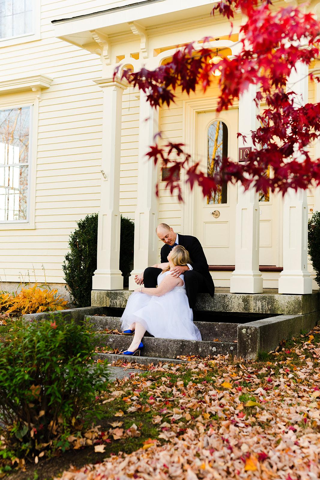 Stockton Springs Maine Hichborn Intimate Elopement 51