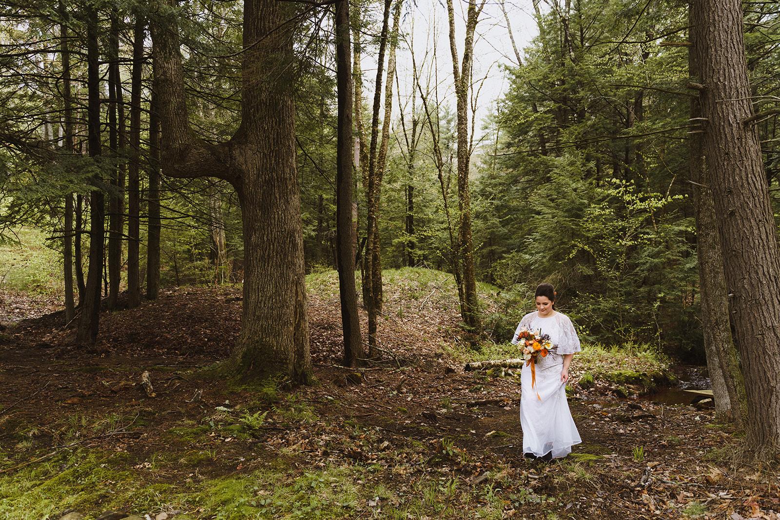 Tuckaway Tree Farm Lebanon Maine Wedding Inspiration 30