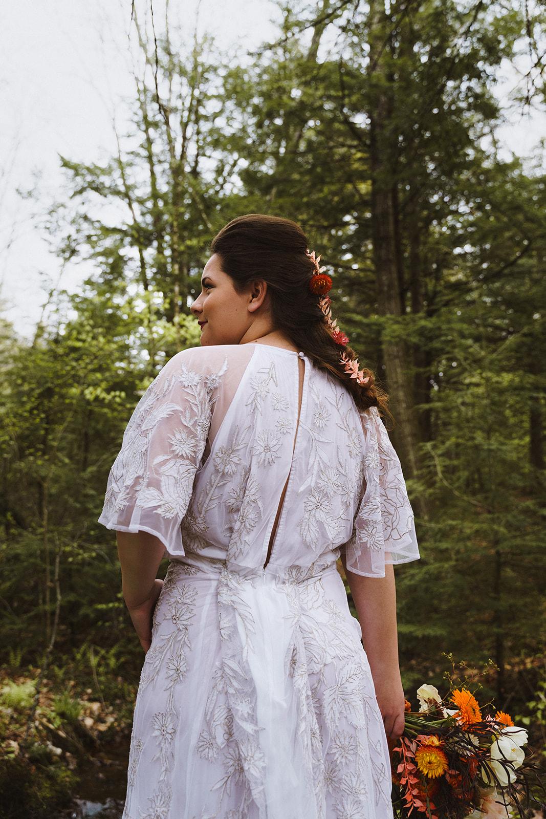 Tuckaway Tree Farm Lebanon Maine Wedding Inspiration 31