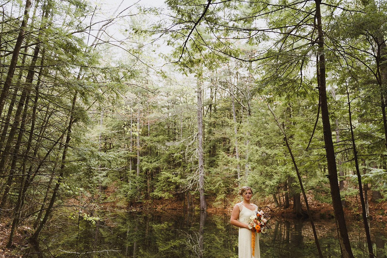 Tuckaway Tree Farm Lebanon Maine Wedding Inspiration 37