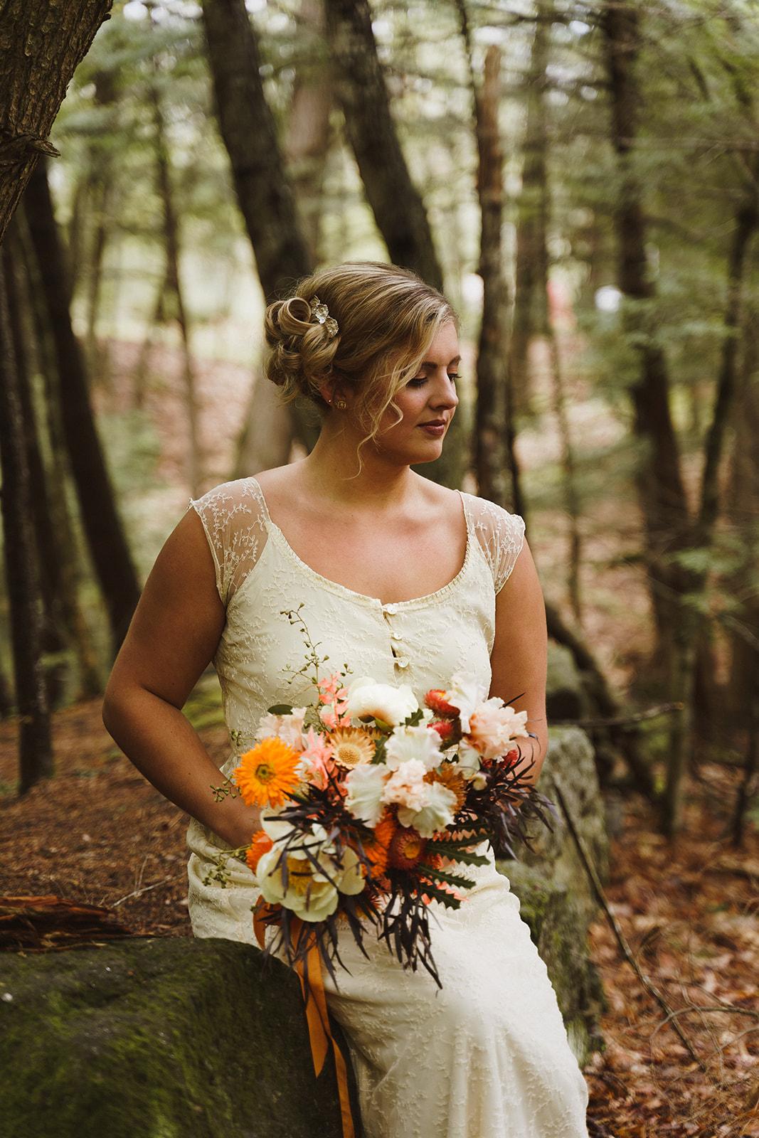 Tuckaway Tree Farm Lebanon Maine Wedding Inspiration 38