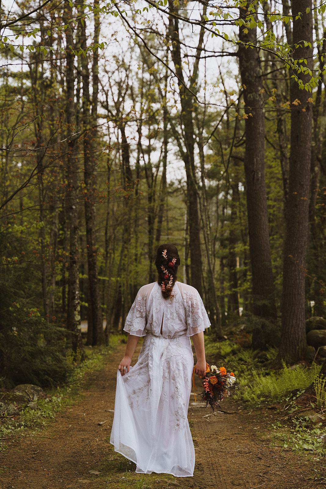 Tuckaway Tree Farm Lebanon Maine Wedding Inspiration 69