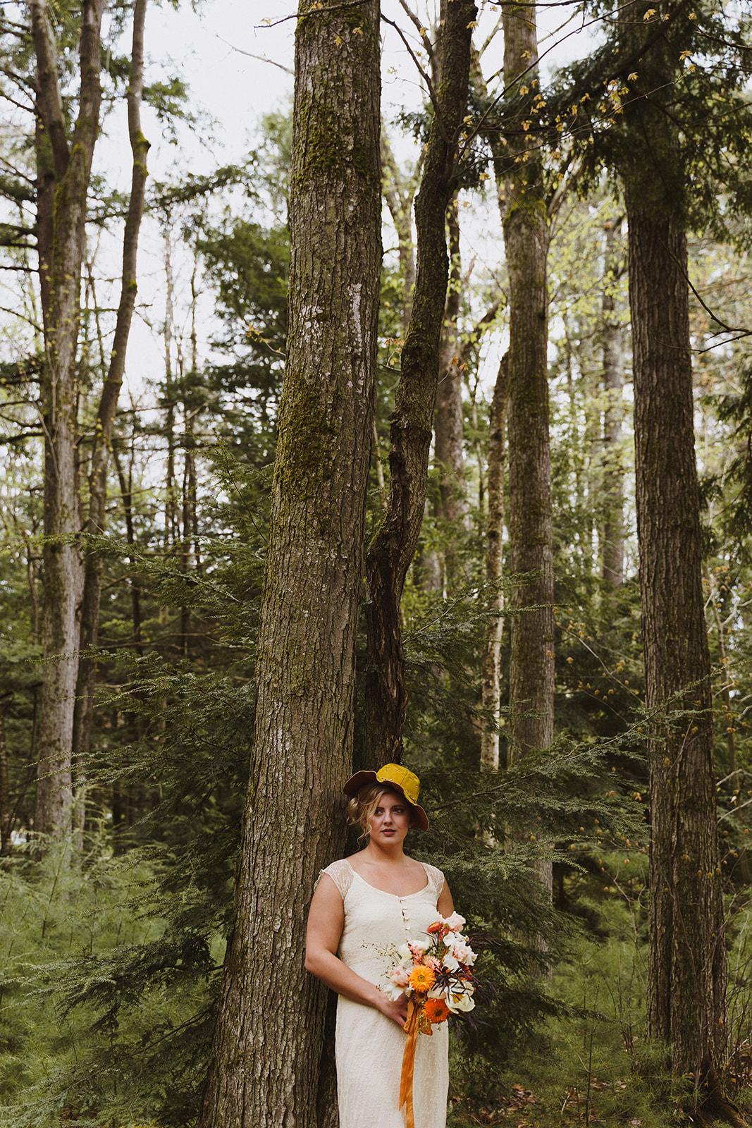 Tuckaway Tree Farm Lebanon Maine Wedding Inspiration 71