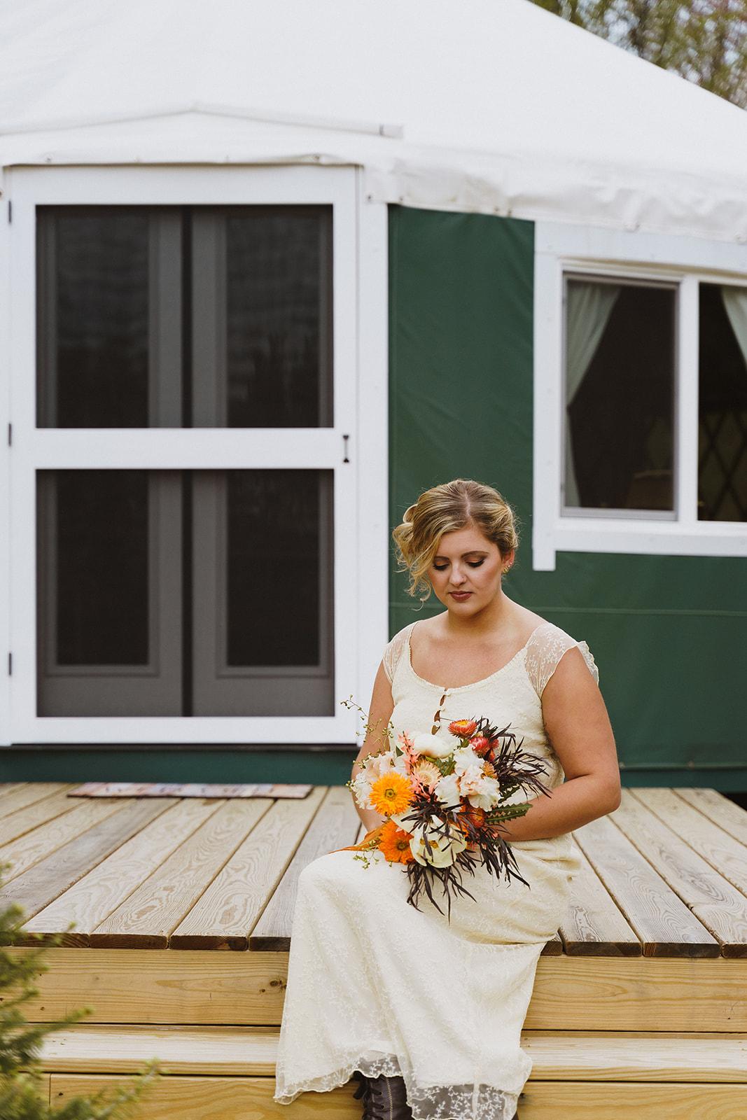 Tuckaway Tree Farm Lebanon Maine Wedding Inspiration 81