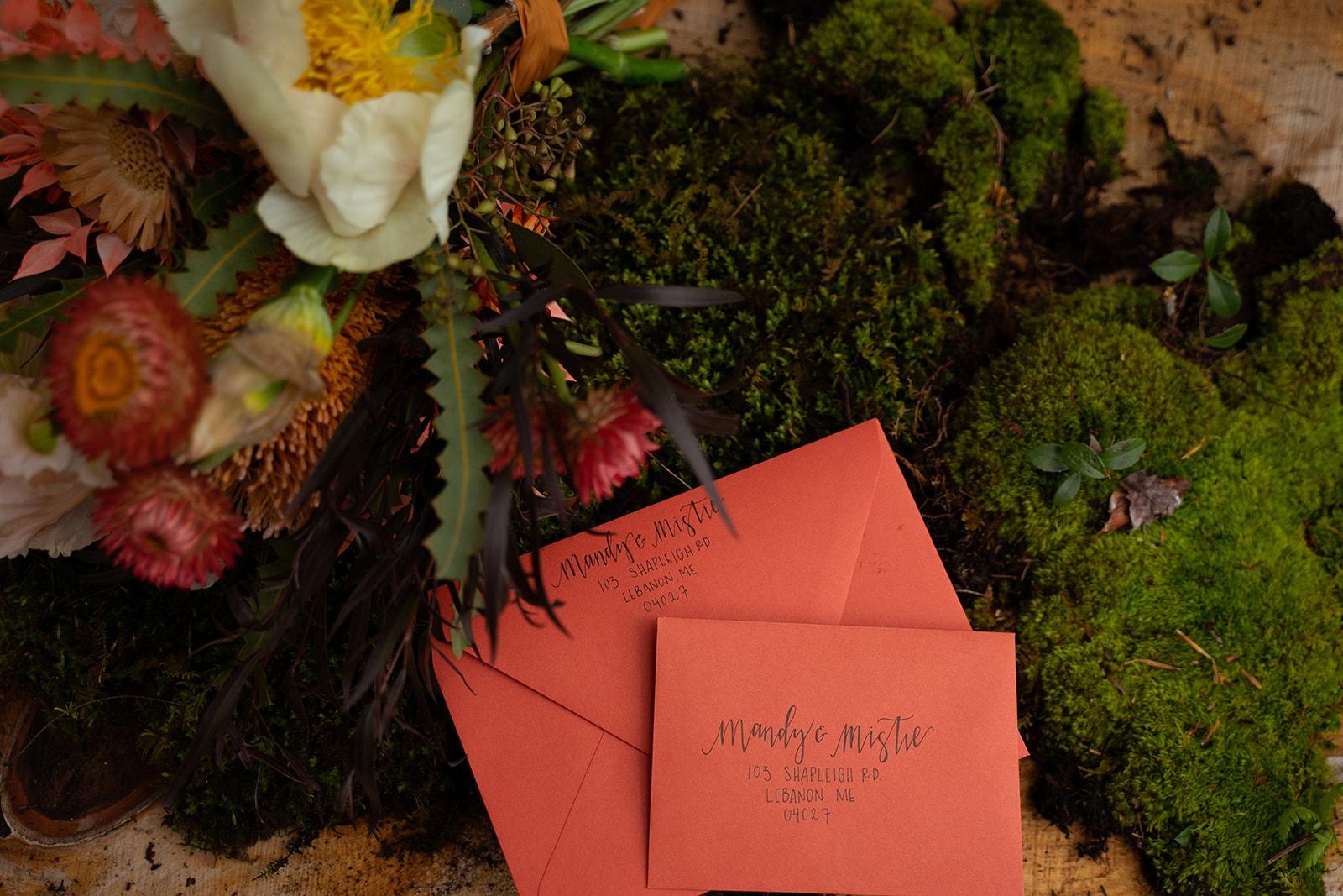 Tuckaway Tree Farm Lebanon Maine Wedding Inspiration 88