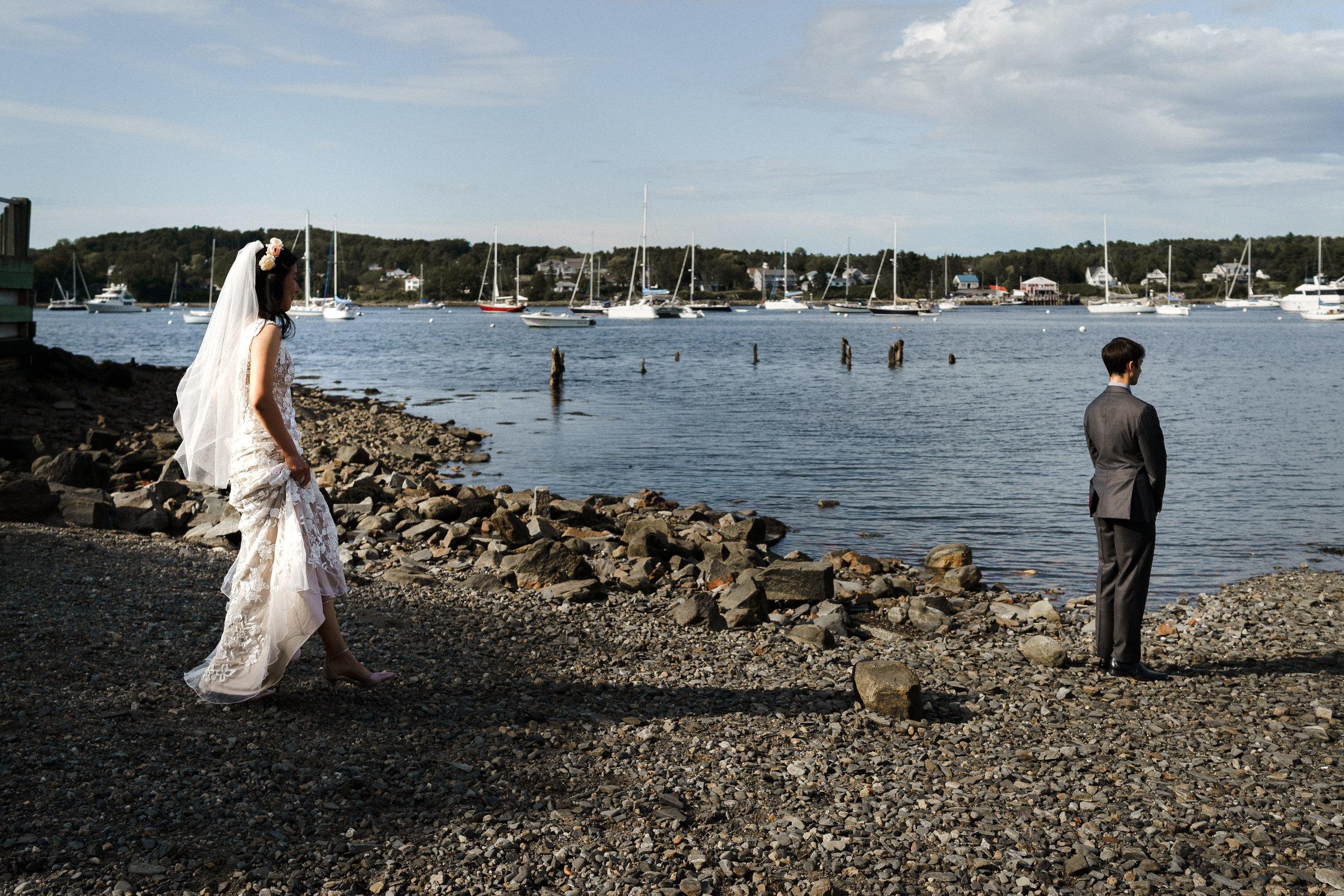Belfast Maine Coastal Destination Wedding Maine Wedding Photographer Oregon Wedding Photographer 4