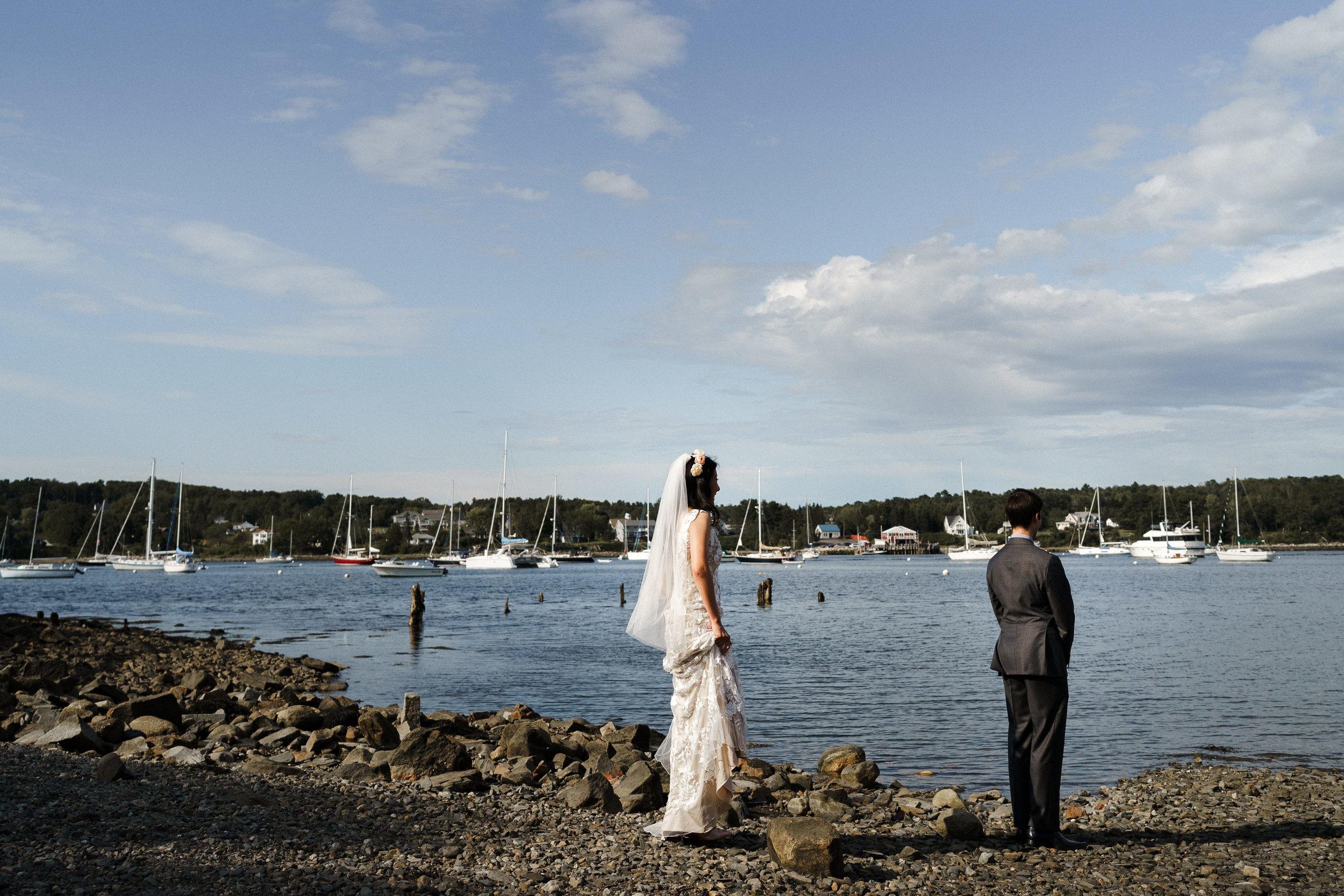Belfast Maine Coastal Destination Wedding Maine Wedding Photographer Oregon Wedding Photographer 5