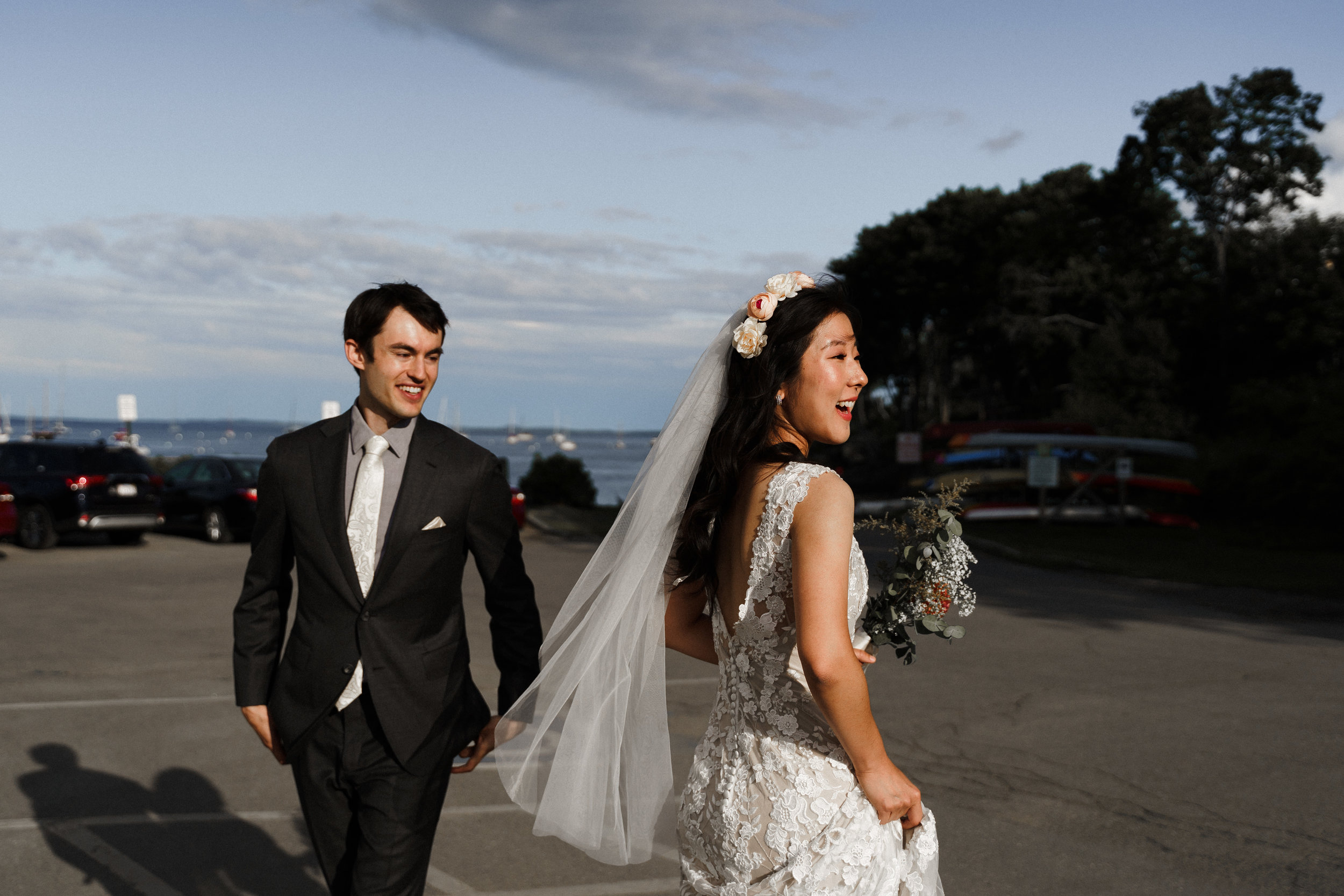 Belfast Maine Coastal Destination Wedding Maine Wedding Photographer Oregon Wedding Photographer 20