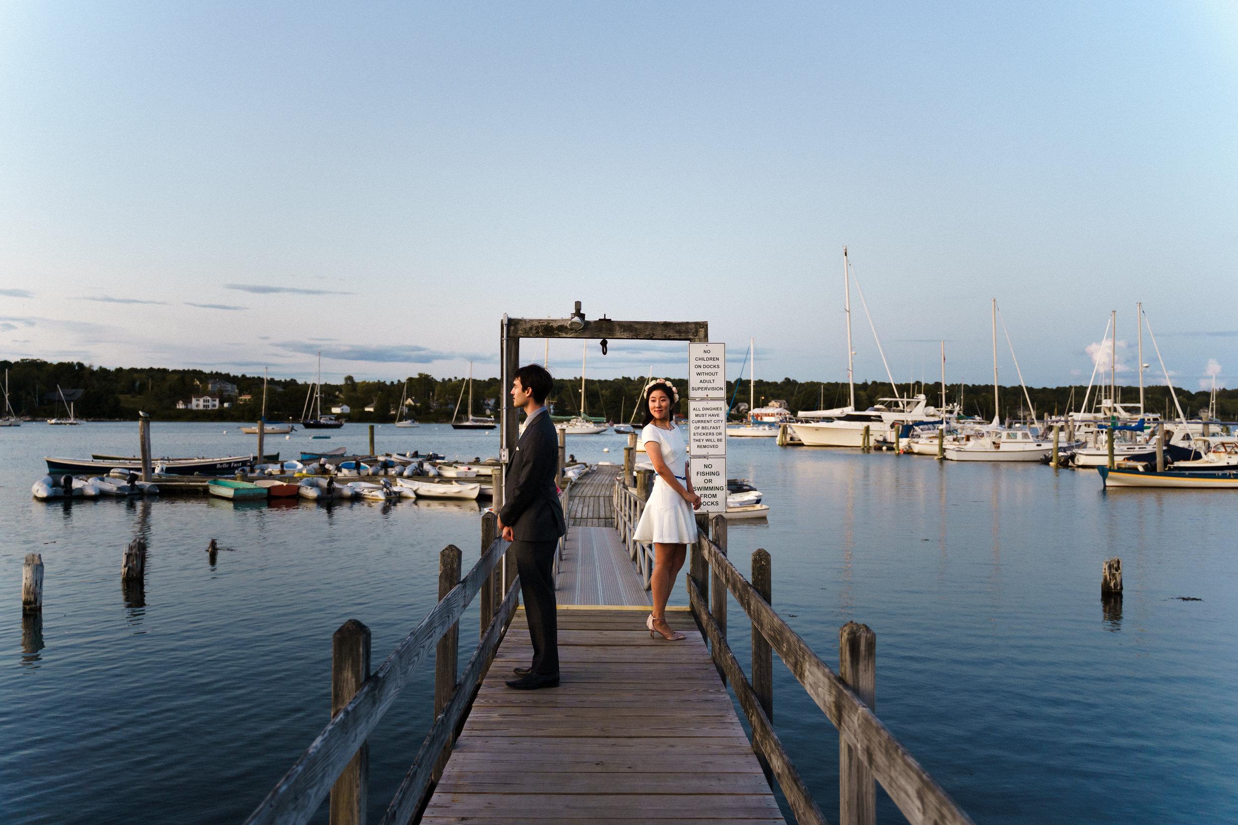 Belfast Maine Coastal Destination Wedding Maine Wedding Photographer Oregon Wedding Photographer 26